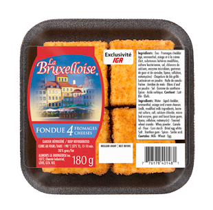 bruxelloise 4fromages